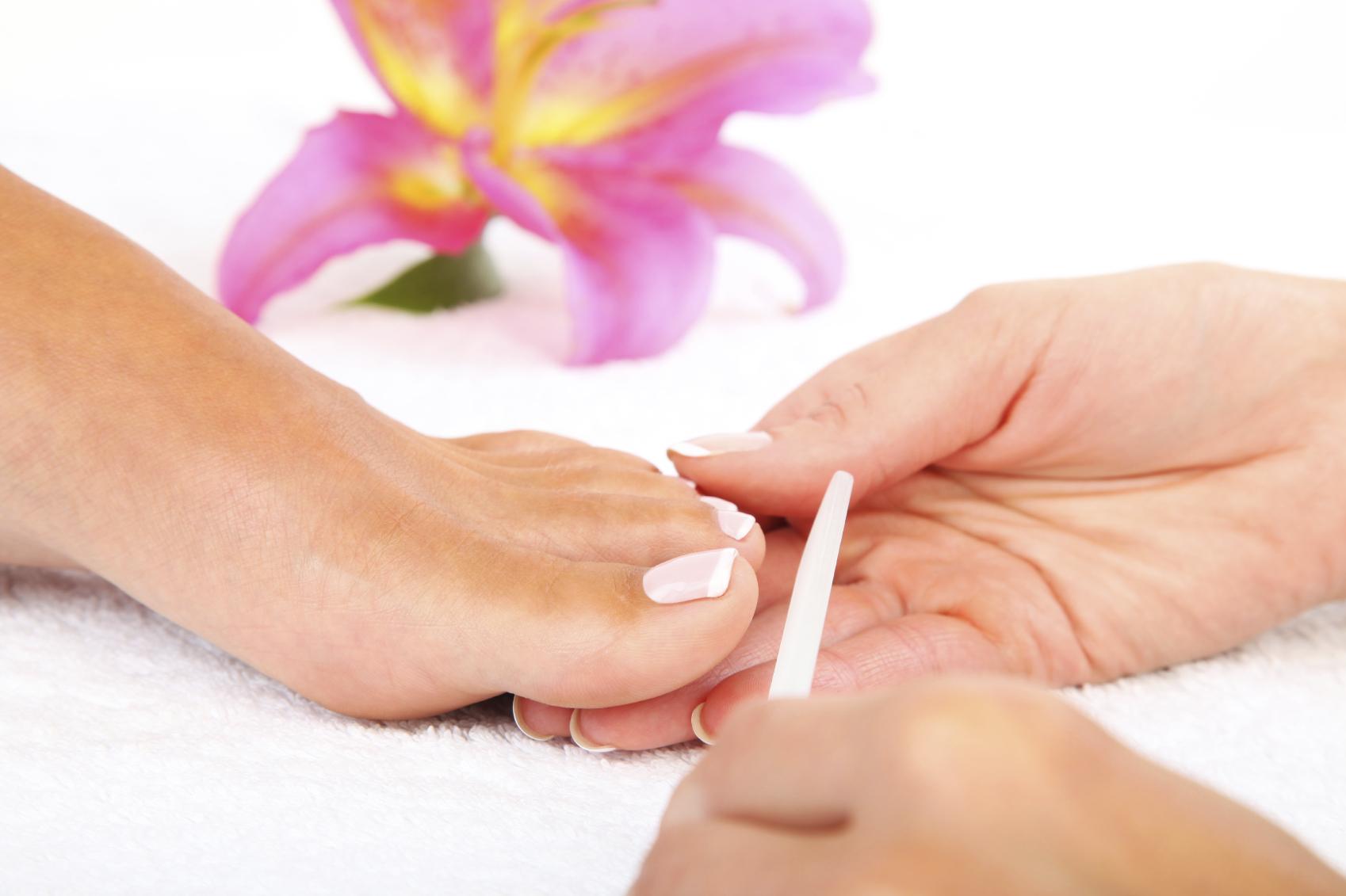 deluxe spa pedicure bay nail spa